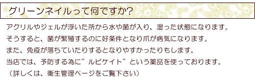 三郷 吉川 八潮 ネイルサロン グリーンネイルって何ですか.jpg
