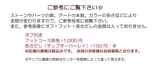 三郷 吉川 八潮 ネイルサロン NailPhotoトップ注意書き.jpg